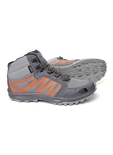 The North Face Litewave Fastpack Mid GORE-TEX® - Su Geçirmez Gri